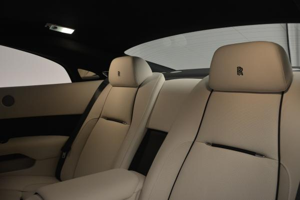 Used 2016 Rolls-Royce Wraith for sale Sold at Rolls-Royce Motor Cars Greenwich in Greenwich CT 06830 23