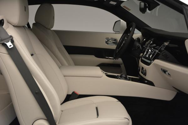 Used 2016 Rolls-Royce Wraith for sale Sold at Rolls-Royce Motor Cars Greenwich in Greenwich CT 06830 26