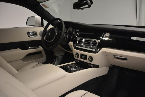 Used 2016 Rolls-Royce Wraith for sale Sold at Rolls-Royce Motor Cars Greenwich in Greenwich CT 06830 27