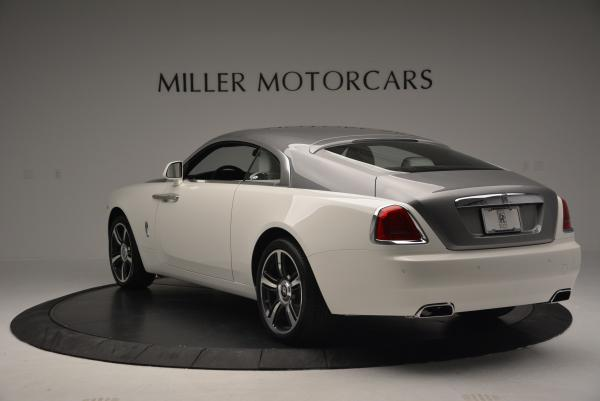 Used 2016 Rolls-Royce Wraith for sale Sold at Rolls-Royce Motor Cars Greenwich in Greenwich CT 06830 6