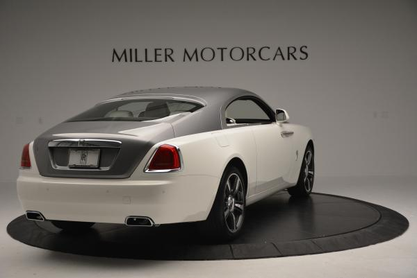 Used 2016 Rolls-Royce Wraith for sale Sold at Rolls-Royce Motor Cars Greenwich in Greenwich CT 06830 7