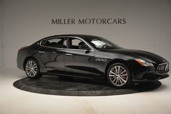 New 2018 Maserati Quattroporte S Q4 for sale Sold at Rolls-Royce Motor Cars Greenwich in Greenwich CT 06830 10