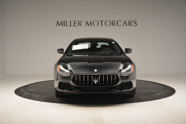 New 2018 Maserati Quattroporte S Q4 for sale Sold at Rolls-Royce Motor Cars Greenwich in Greenwich CT 06830 12
