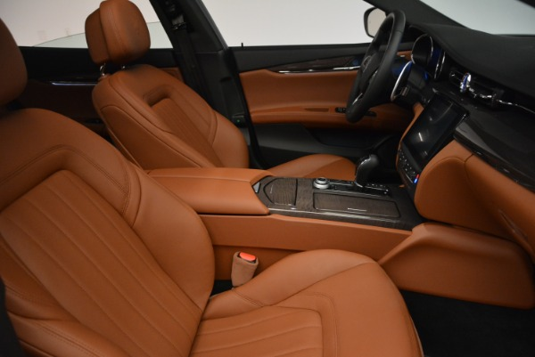 New 2018 Maserati Quattroporte S Q4 for sale Sold at Rolls-Royce Motor Cars Greenwich in Greenwich CT 06830 18