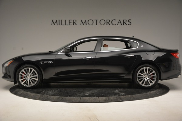 New 2018 Maserati Quattroporte S Q4 for sale Sold at Rolls-Royce Motor Cars Greenwich in Greenwich CT 06830 3