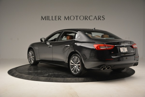 New 2018 Maserati Quattroporte S Q4 for sale Sold at Rolls-Royce Motor Cars Greenwich in Greenwich CT 06830 5