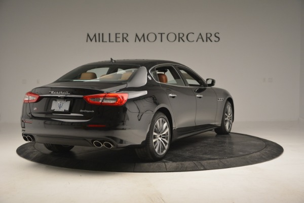 New 2018 Maserati Quattroporte S Q4 for sale Sold at Rolls-Royce Motor Cars Greenwich in Greenwich CT 06830 7