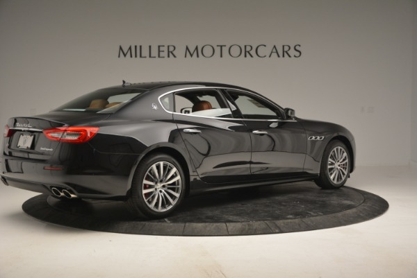 New 2018 Maserati Quattroporte S Q4 for sale Sold at Rolls-Royce Motor Cars Greenwich in Greenwich CT 06830 8