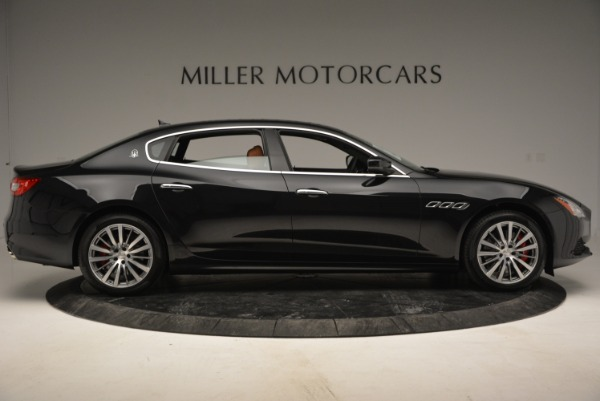 New 2018 Maserati Quattroporte S Q4 for sale Sold at Rolls-Royce Motor Cars Greenwich in Greenwich CT 06830 9