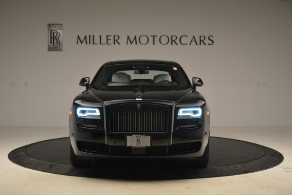 Used 2017 Rolls-Royce Ghost Black Badge for sale Sold at Rolls-Royce Motor Cars Greenwich in Greenwich CT 06830 10
