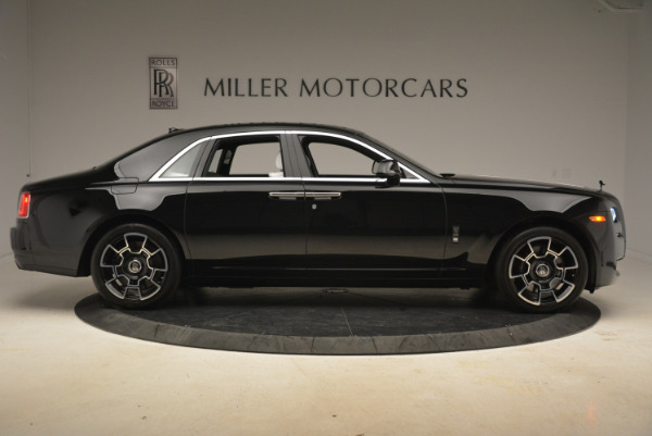 Used 2017 Rolls-Royce Ghost Black Badge for sale Sold at Rolls-Royce Motor Cars Greenwich in Greenwich CT 06830 7