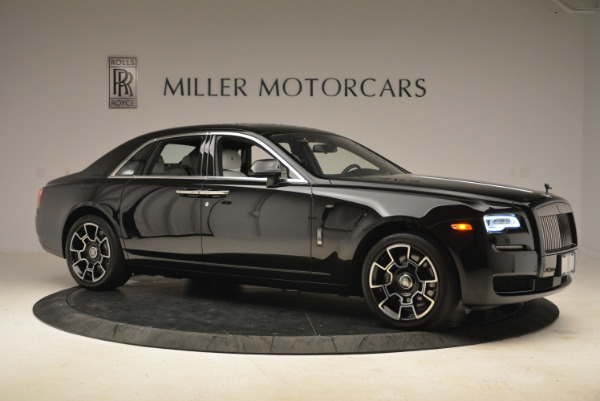 Used 2017 Rolls-Royce Ghost Black Badge for sale Sold at Rolls-Royce Motor Cars Greenwich in Greenwich CT 06830 8