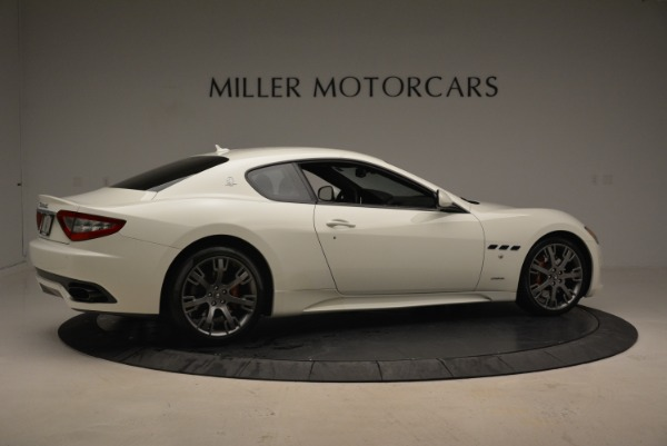 Used 2016 Maserati GranTurismo Sport for sale $61,900 at Rolls-Royce Motor Cars Greenwich in Greenwich CT 06830 10