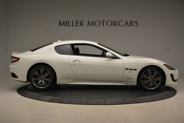 Used 2016 Maserati GranTurismo Sport for sale $61,900 at Rolls-Royce Motor Cars Greenwich in Greenwich CT 06830 11