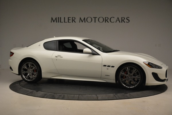 Used 2016 Maserati GranTurismo Sport for sale $61,900 at Rolls-Royce Motor Cars Greenwich in Greenwich CT 06830 12