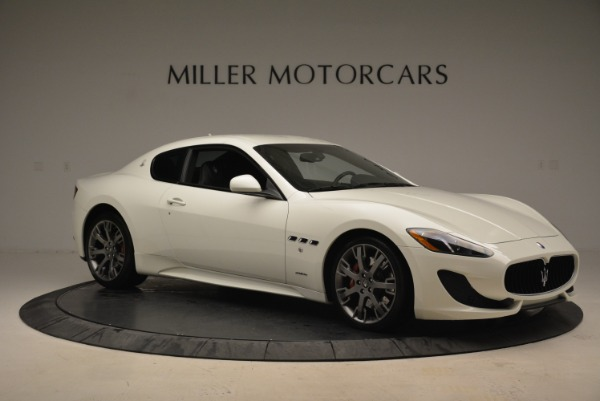 Used 2016 Maserati GranTurismo Sport for sale Sold at Rolls-Royce Motor Cars Greenwich in Greenwich CT 06830 13