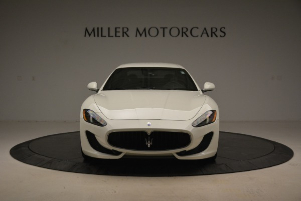 Used 2016 Maserati GranTurismo Sport for sale $61,900 at Rolls-Royce Motor Cars Greenwich in Greenwich CT 06830 14