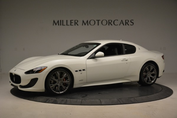 Used 2016 Maserati GranTurismo Sport for sale $61,900 at Rolls-Royce Motor Cars Greenwich in Greenwich CT 06830 2