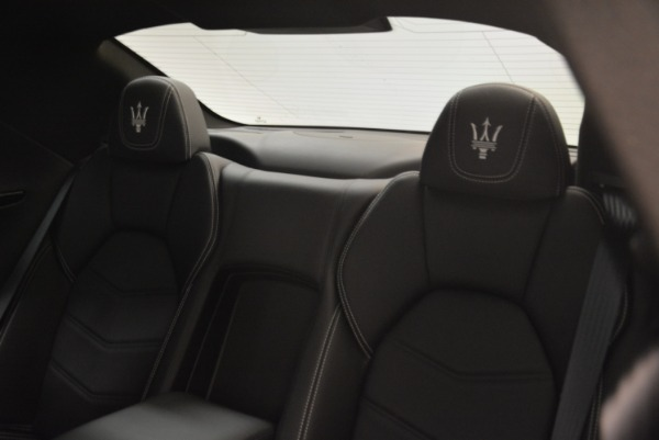 Used 2016 Maserati GranTurismo Sport for sale $61,900 at Rolls-Royce Motor Cars Greenwich in Greenwich CT 06830 21