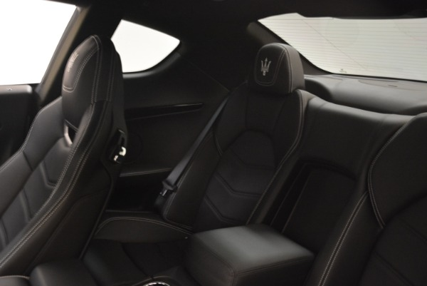 Used 2016 Maserati GranTurismo Sport for sale $61,900 at Rolls-Royce Motor Cars Greenwich in Greenwich CT 06830 22