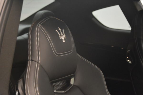Used 2016 Maserati GranTurismo Sport for sale Sold at Rolls-Royce Motor Cars Greenwich in Greenwich CT 06830 27