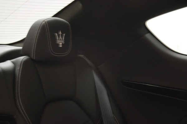 Used 2016 Maserati GranTurismo Sport for sale $61,900 at Rolls-Royce Motor Cars Greenwich in Greenwich CT 06830 28