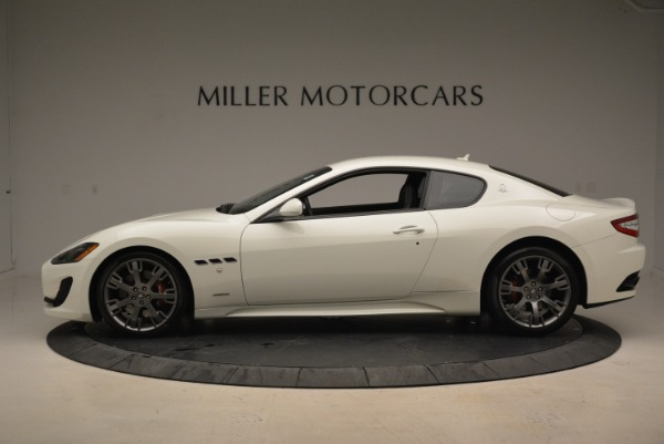 Used 2016 Maserati GranTurismo Sport for sale $61,900 at Rolls-Royce Motor Cars Greenwich in Greenwich CT 06830 3