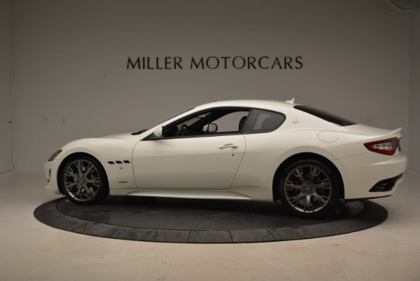Used 2016 Maserati GranTurismo Sport for sale $61,900 at Rolls-Royce Motor Cars Greenwich in Greenwich CT 06830 4