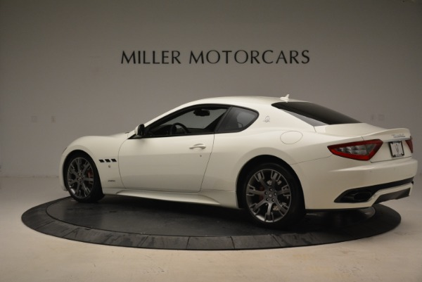 Used 2016 Maserati GranTurismo Sport for sale $61,900 at Rolls-Royce Motor Cars Greenwich in Greenwich CT 06830 5