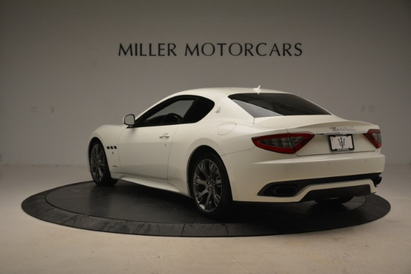 Used 2016 Maserati GranTurismo Sport for sale $61,900 at Rolls-Royce Motor Cars Greenwich in Greenwich CT 06830 6