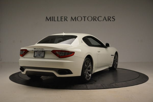 Used 2016 Maserati GranTurismo Sport for sale $61,900 at Rolls-Royce Motor Cars Greenwich in Greenwich CT 06830 8