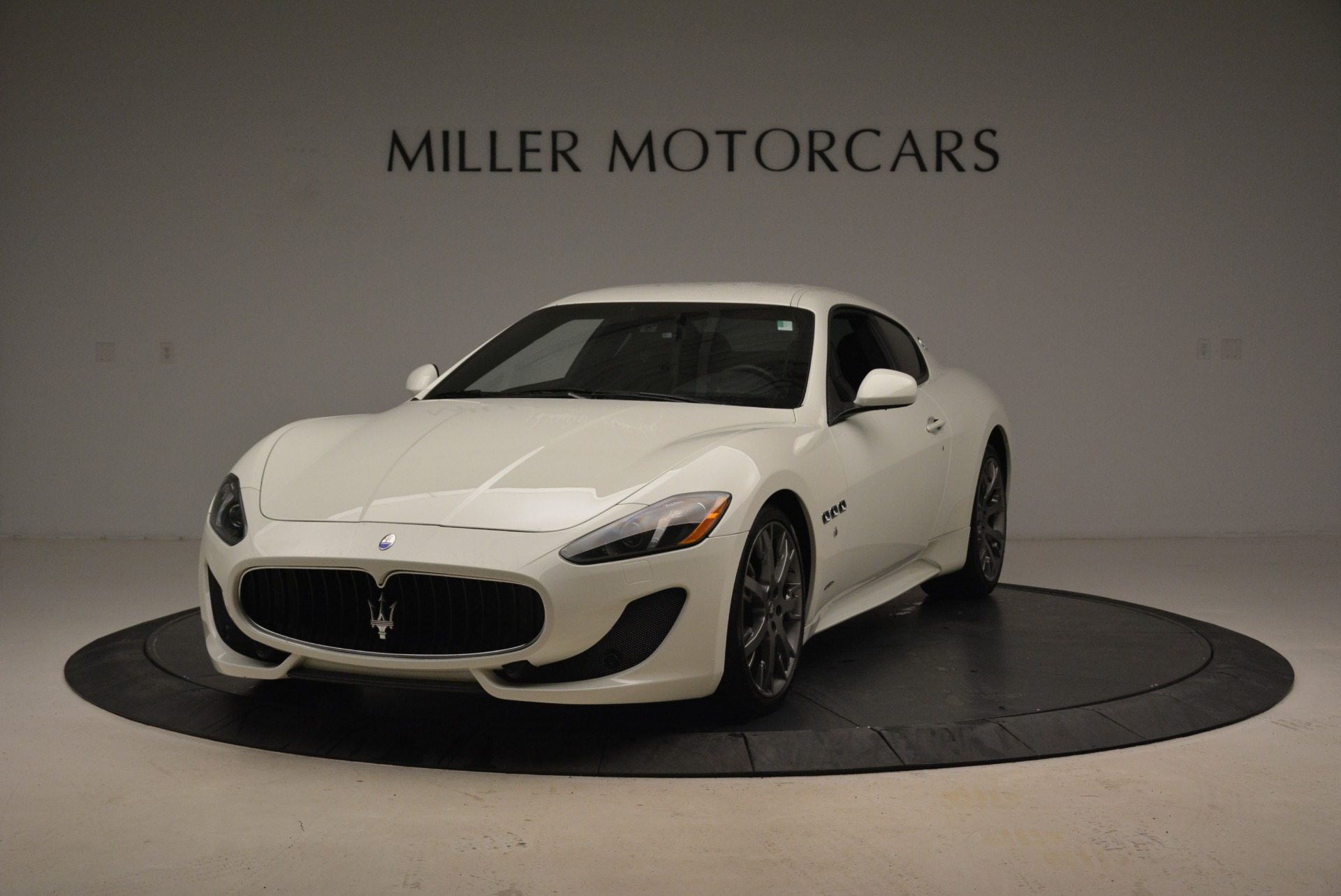 Used 2016 Maserati GranTurismo Sport for sale $61,900 at Rolls-Royce Motor Cars Greenwich in Greenwich CT 06830 1