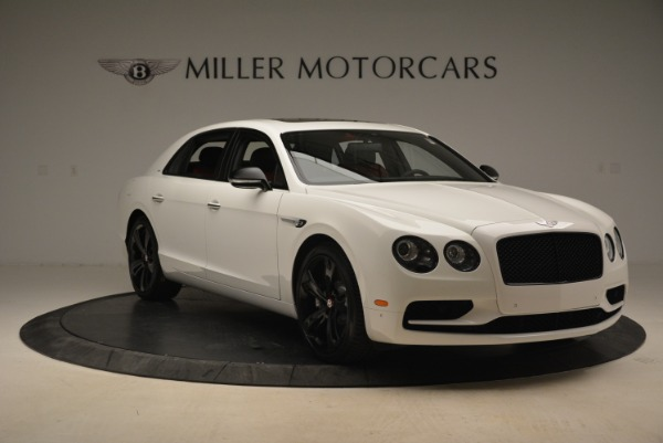 New 2018 Bentley Flying Spur V8 S Black Edition for sale Sold at Rolls-Royce Motor Cars Greenwich in Greenwich CT 06830 11