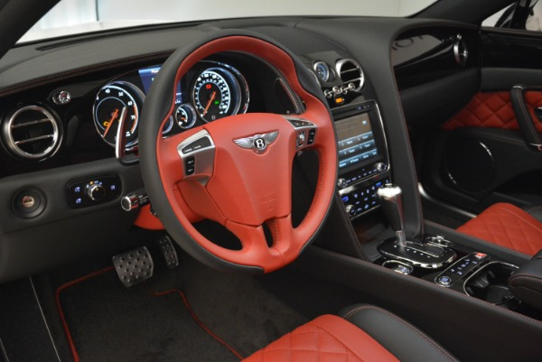 New 2018 Bentley Flying Spur V8 S Black Edition for sale Sold at Rolls-Royce Motor Cars Greenwich in Greenwich CT 06830 20