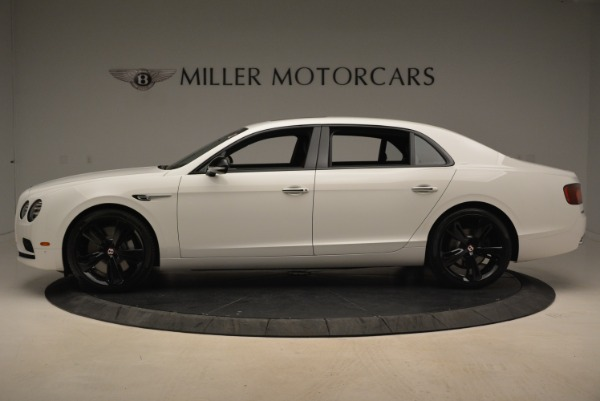 New 2018 Bentley Flying Spur V8 S Black Edition for sale Sold at Rolls-Royce Motor Cars Greenwich in Greenwich CT 06830 3