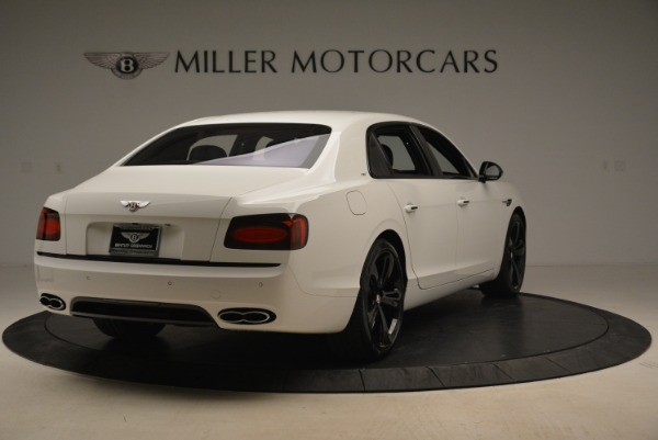 New 2018 Bentley Flying Spur V8 S Black Edition for sale Sold at Rolls-Royce Motor Cars Greenwich in Greenwich CT 06830 7