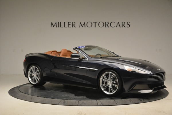 Used 2014 Aston Martin Vanquish Volante for sale Sold at Rolls-Royce Motor Cars Greenwich in Greenwich CT 06830 10