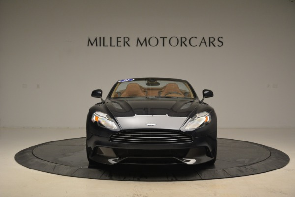 Used 2014 Aston Martin Vanquish Volante for sale Sold at Rolls-Royce Motor Cars Greenwich in Greenwich CT 06830 12