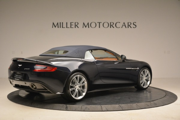 Used 2014 Aston Martin Vanquish Volante for sale Sold at Rolls-Royce Motor Cars Greenwich in Greenwich CT 06830 19