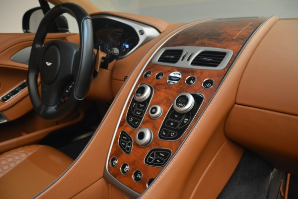 Used 2014 Aston Martin Vanquish Volante for sale Sold at Rolls-Royce Motor Cars Greenwich in Greenwich CT 06830 26