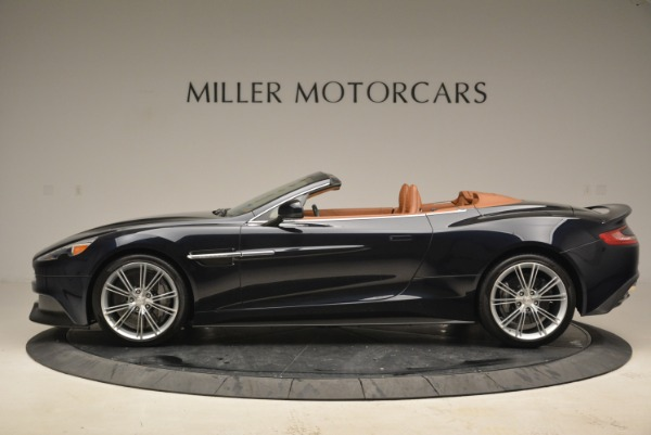 Used 2014 Aston Martin Vanquish Volante for sale Sold at Rolls-Royce Motor Cars Greenwich in Greenwich CT 06830 3