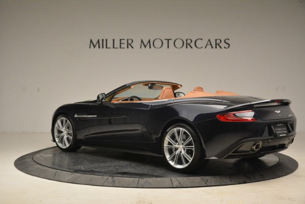 Used 2014 Aston Martin Vanquish Volante for sale Sold at Rolls-Royce Motor Cars Greenwich in Greenwich CT 06830 4