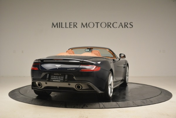 Used 2014 Aston Martin Vanquish Volante for sale Sold at Rolls-Royce Motor Cars Greenwich in Greenwich CT 06830 7