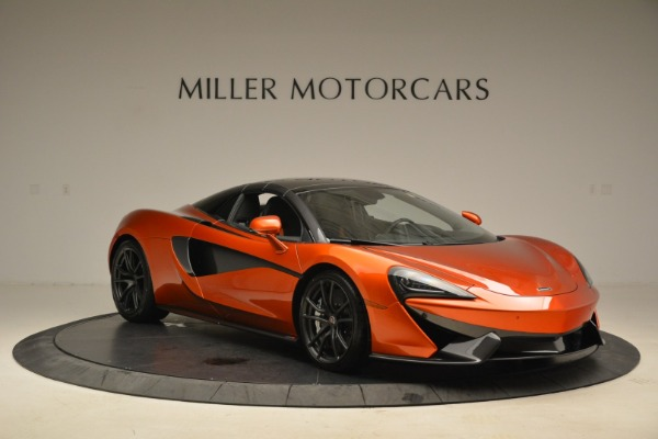 New 2018 McLaren 570S Spider for sale Sold at Rolls-Royce Motor Cars Greenwich in Greenwich CT 06830 21