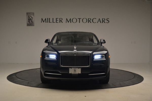 Used 2015 Rolls-Royce Wraith for sale Sold at Rolls-Royce Motor Cars Greenwich in Greenwich CT 06830 12