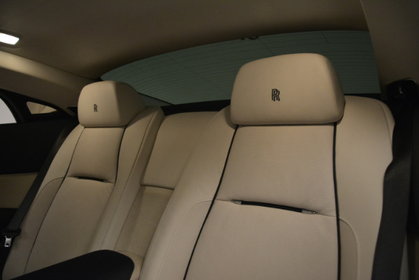 Used 2015 Rolls-Royce Wraith for sale Sold at Rolls-Royce Motor Cars Greenwich in Greenwich CT 06830 20