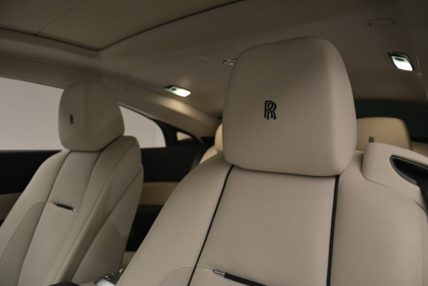 Used 2015 Rolls-Royce Wraith for sale Sold at Rolls-Royce Motor Cars Greenwich in Greenwich CT 06830 28
