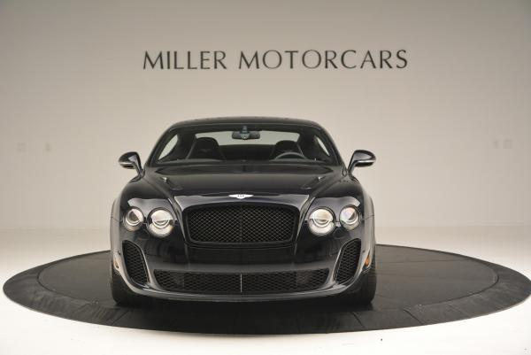 Used 2010 Bentley Continental Supersports for sale Sold at Rolls-Royce Motor Cars Greenwich in Greenwich CT 06830 12