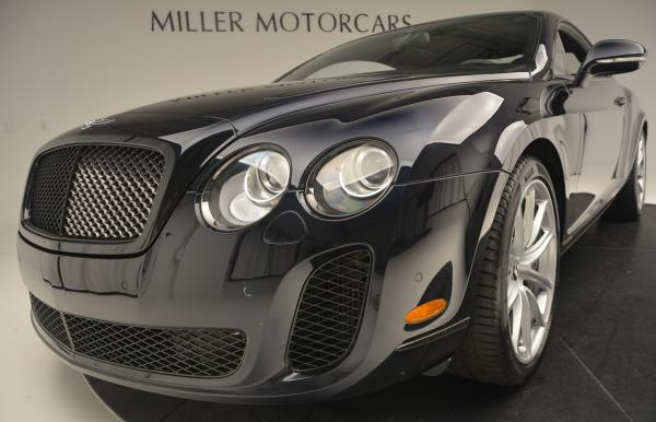 Used 2010 Bentley Continental Supersports for sale Sold at Rolls-Royce Motor Cars Greenwich in Greenwich CT 06830 15