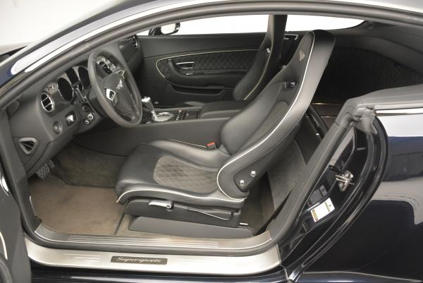 Used 2010 Bentley Continental Supersports for sale Sold at Rolls-Royce Motor Cars Greenwich in Greenwich CT 06830 22